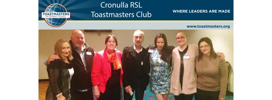 Cronulla RSL Toastmasters Facebook Banner-01